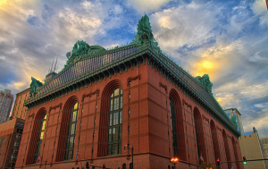Patrick Emerson Follow Harold Washington Library Patrick Emerson CC BY-ND 2.0